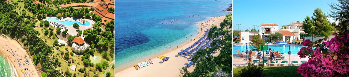 Visita la pagina dedicata al Palmasera Resort