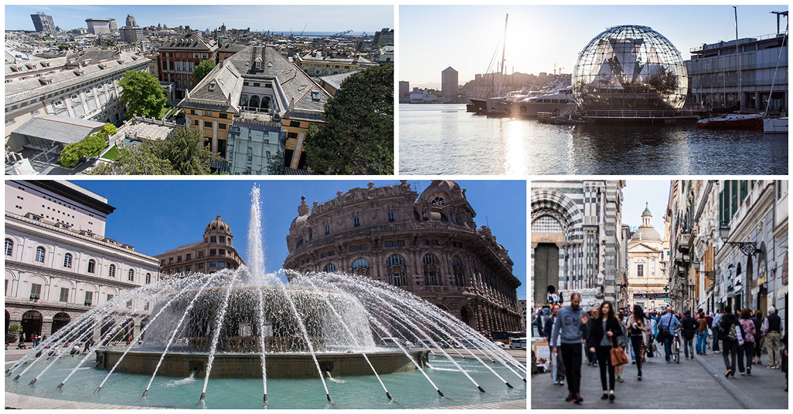 Genova Walking Tour