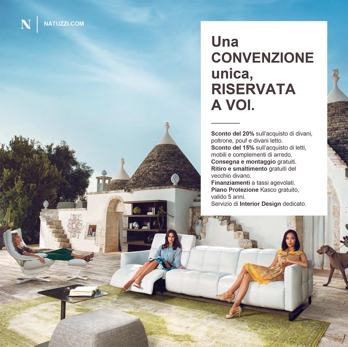 Divani e Divani By Natuzzi | le convenzioni.com