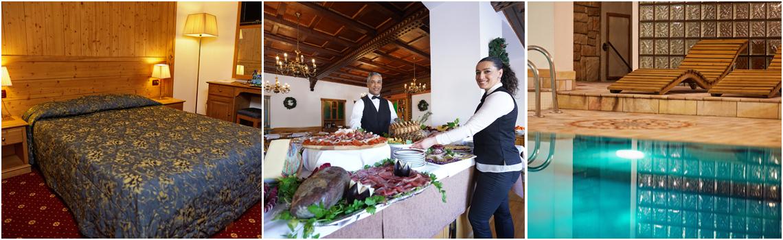 Visita la pagina descrittiva dell'Hotel Monzoni